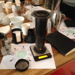 Kaffeeverkostung: Aeropress