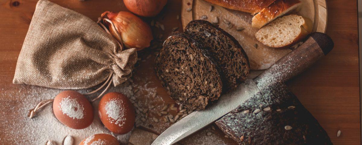 Und hochzeit zur spruch salz brot Brot und