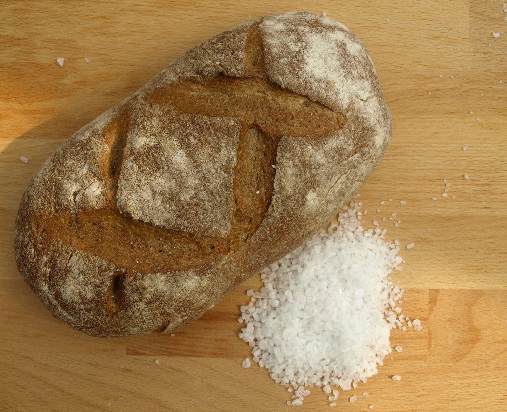 Brot und salz spruch